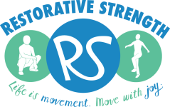 Restorative Strength Logo