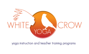 white crow yoga