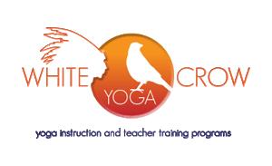 white crow yoga