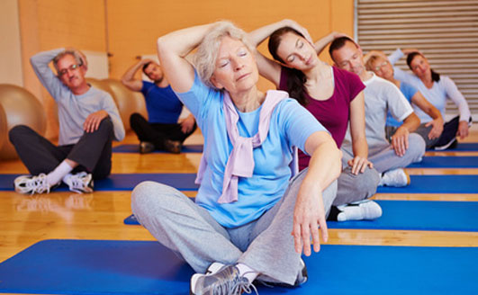 Yoga For Seniors - Restorative Strength
