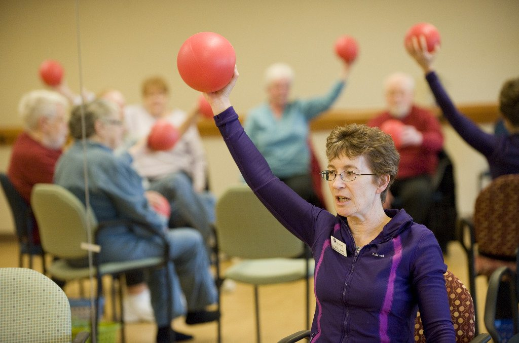 parkinsons excercise balance
