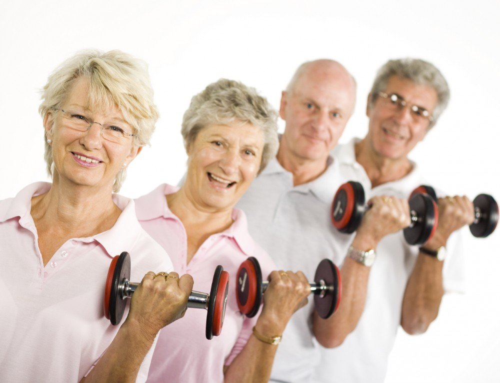 Restore Your Mobility and Strength after Age 50