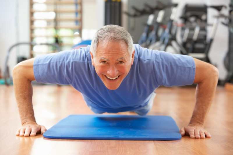 Muscle Building Tricks After 50